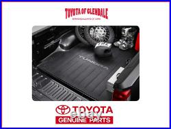 2007-2021 Toyota Tundra Bed Mat Genuine Oem 5.5ft Short Bed Only Pt580-34070-sb