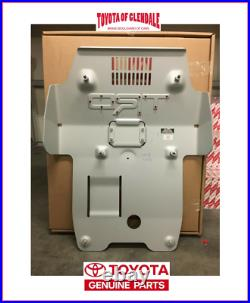 2016-2021 Toyota Tacoma Trd Pro Front Skid Plate Genuine Fast Ship Ptr60-35190