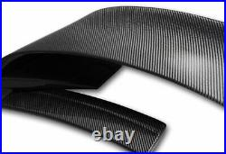For 2015-2020 Ford Mustang GT350R Style Real Carbon Fiber Rear Trunk Spoiler