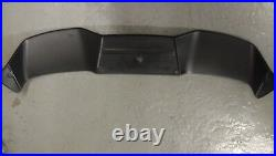 Genuine Renault Clio IV Cup Rear Spoiler RS RenaultSport