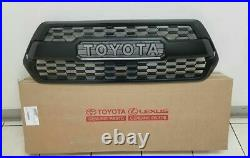 NEW Genuine 2016-2021 Toyota Tacoma TRD PRO Grille Insert PT228-35170 Grill
