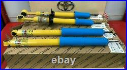 Toyota Tacoma 2005-2015 New Genuine Oem Front And Rear Bilstein Shocks Set Of 4
